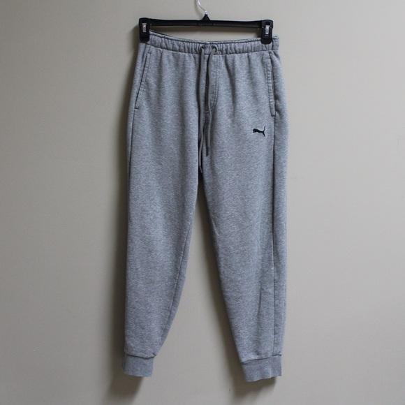 8a820c57e Puma — Men s P48 Core Pants Fleece Cuffed Bottom. M 5c9599309fe486cc7d647319